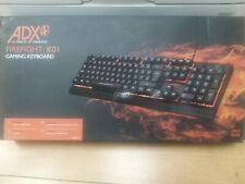 ADX Ultimate Gaming Keyboard FIREFLIGHT : K01 GAMING KEYBOARD.