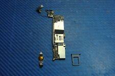 "Apple iPhone 5 AT&T 4"" 12.6GB A1428 Genuine A6 Logic Board Space Blue"