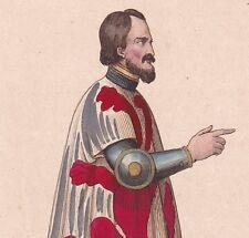 Henri  Comte de Luxembourg et de La Roche Marquisat d'Arlon Namur Croisades