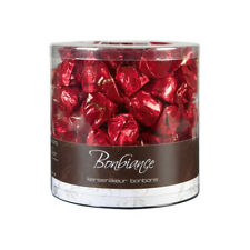 Dark Chocolate Liqueur with Cherries Individually Wrapped Bonbiance