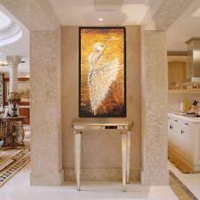 Huge Modern Abstract Wall Decor Unframed Art Oil Painting On Canvas  Ballet Girl