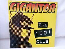 Gigantor The 100! Club Col. Vinyl LP Bad Religion NoFx