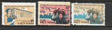 NORTH VIET NAM Sc 1336-38 NH issue of 1983 - TRADE UNION
