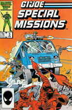G.I. Joe Special Missions #3 VF/NM; Marvel | save on shipping - details inside
