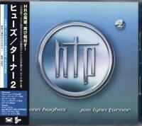 Hughes Turner Project HTP 2 JAPAN CD with OBI PCCY-01667 Glenn Hughes
