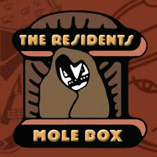 The Residents - Mole Box CD New/Sealed 6 Disc Box Set Complete Mole Trilogy