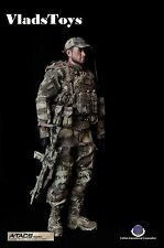 "CalTek 1:6 Scale 12"" A-TACS Advanced Tactical Concealment System Operator #8020"