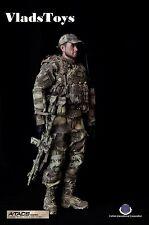 """CalTek 1:6 Scale 12"""" A-TACS Advanced Tactical Concealment System Operator #8020"""