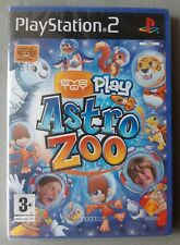 Jeu EYE TOY PLAY ASTRO ZOO - Playstation 2 (PS2) - Français (PAL) - Neuf blister
