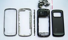 Black case housing cover fascia facia faceplate for Nokia N97 Fascia