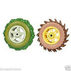 Road Champs Fly Wheels 2.0 BATTLE CAMO 2 Wheels Pack GREEN BROWN New