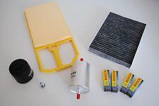 Inspektionspaket Inspektionskit Filter Set Seat Leon 1M 1,6 77KW ATN AUS