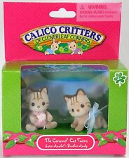 The Caramel Cat Twins Calico Critters #Cc2012