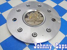 Gestalt Virouge Wheels Chrome Center Caps #A5052 Custom Wheel Center Cap (1)
