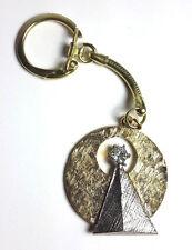 "Star Trek Vulcan IDIC 1-1/2"" Medallion w/ Key Chain- FREE S&H (STJW-IDIC-KC)"