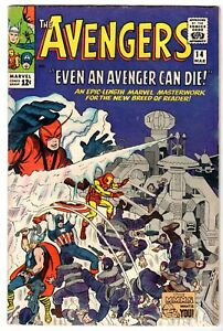 Avengers #14, Fine - Very Fine Condition