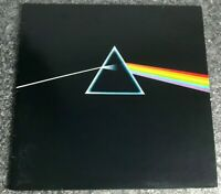 LP Pink Floyd The Dark Side Of The Moon Vinyl SHVL804 UK Press POSTERS & CARDS