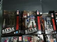 Brand New Transformers Siege War for Cybertron Action Figure Lot of 15 ....