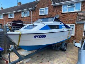 Sealine 18ft Speedboat/fishing boat Powerboat