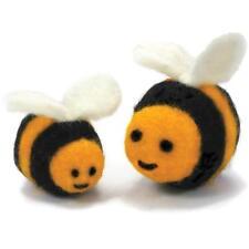 Needle Felting Kit, Feltworks Bees Learn Needle Felting Kit by Dimensions