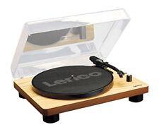 Lenco Ls-50 Wood - tocadiscos (conexión USB 3 velocidades preamplificador e...