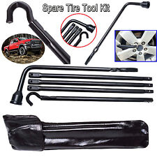 Spare Tire Lug Wrench Tools For Jack Replace Set for Dodge Ram 1500 Pickup Truck