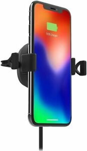 Mophie Wireless Charger Charging Car Vent Mount Holder iPhone 12 Pro Max / Mini