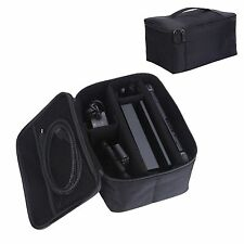 Travel Carry Srorage Zipper Case Bag Shell For Nintendo Switch Accessories Black