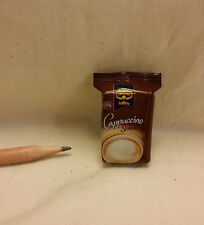 B025 Dollhouse Pack of Cappuccino Coffee Powder Mix migros Miniature 1:3