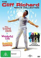 Cliff Richard Movie Collection NEW R4 DVD