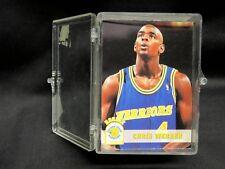 1993-94 NBA HOOPS Basketball, Series 2 Set – CHRIS WEBBER Rookie Card
