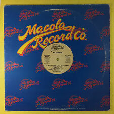 Kajammin - It Ain't Over (Till It's Over) - Macola Records MRC-0979 Ex Condition