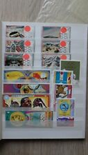 Bon lot timbres Stamps Theme Sports JEUX OLYMPIQUES Olympic Games Pays divers **