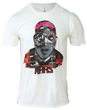 "Nike sz XL Jordan Son Of Mars "" SPIKE LEE""  T Shirt Tee NEW  687818 100 White"