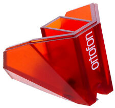 ORTOFON 2M STYLUS RED STILO DI RICAMBIO 2M RED NUOVO