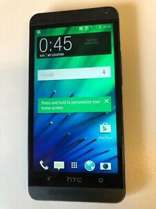 HTC One M7 Black Unlocked 32GB Smartphone