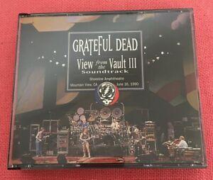 Grateful Dead - View From The Vault III Soundtrack, June 16, 1990 (3CD Box)