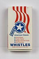 American Classic Whistle - Dozen  *Made in the USA!*