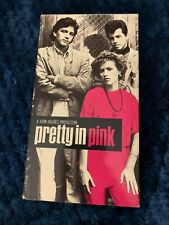 Pretty in Pink (VHS, 1997)