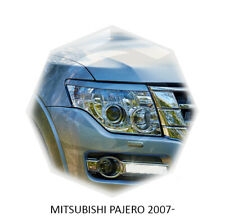 For Mitsubishi Pajero IV Montero Shogun Eyelids Eyebrows 2007-2016 2pcs