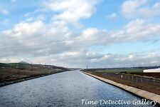 The California Aqueduct / Water / Drought - Giclee Photo Print
