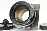 SUPER RARE【NEAR MINT】 Fuji Fujifilm FUJINON W S 360mm f/6.3 COPAL Shutter JAPAN