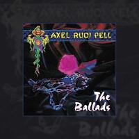 AXEL RUDI PELL - THE BALLADS  2 VINYL LP+CD NEW+