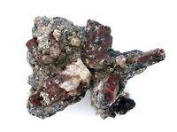 Topaz Crystal Host Rock Tepetate San Luis Potosi Mexico Specimen Gemstone GTS3