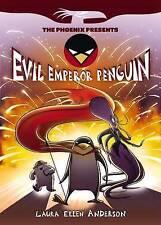 Evil Emperor Penguin: Book 1 by Laura Ellen Anderson NEW FREE P&P