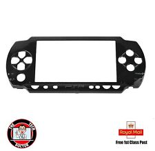 Replacement Front Housing Cover Panel Faceplate for Sony Portable PSP 1000 - UK