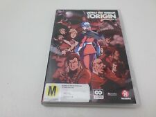 Mobile Suit Gundam: The Origin - Collection 1 (Episodes 1-4) DVD New Unsealed