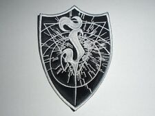 INQUISITION BLACK METAL EMBROIDERED PATCH