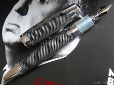 montblanc great characters 3000 limited edition 1229/3000 alfred hitchcock fp m