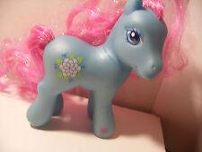 HASBRO Mon Petit Poney My Little Pony figuine G3 2002 GARDENIA GLOW